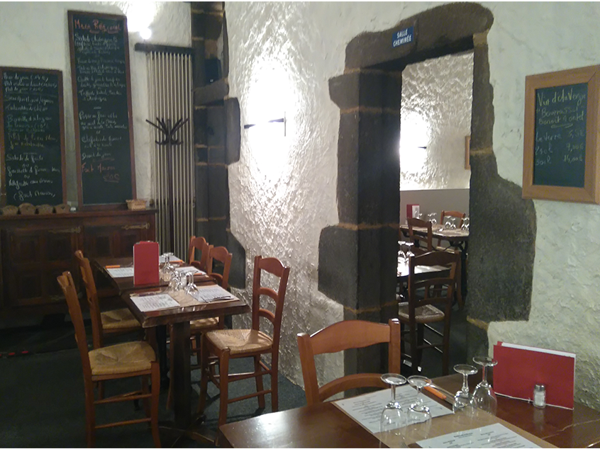 Le Kitchen : Restaurant à Clermont-Ferrand